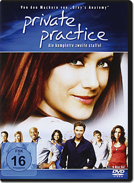 Private Practice: Staffel 2 Box (6 DVDs)