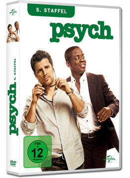 Psych: Staffel 5 Box (4 DVDs)