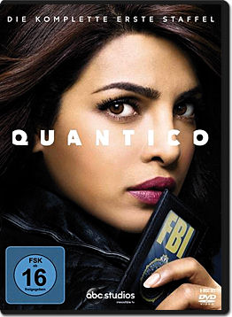 Quantico: Staffel 1 Box (6 DVDs)