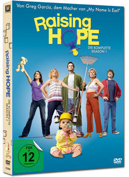 Raising Hope: Season 1 Box (3 DVDs)