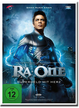 Ra.One: Superheld mit Herz - Limited Edition