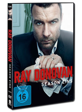 Ray Donovan: Staffel 1 Box (4 DVDs)