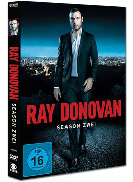 Ray Donovan: Staffel 2 Box (4 DVDs)