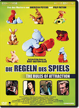 Die Regeln des Spiels - The Rules of Attraction