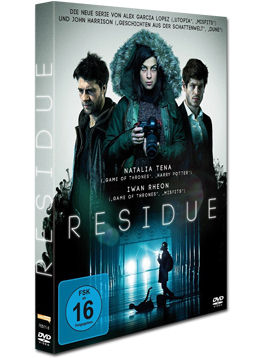 Residue: Staffel 1 Box