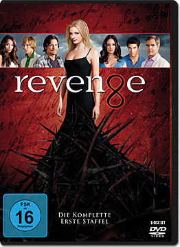 Revenge: Staffel 1 Box (6 DVDs)