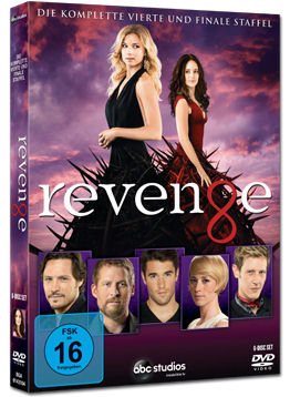 Revenge: Staffel 4 (6 DVDs)