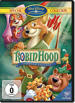 Robin Hood - Special Edition (Trickfilm)