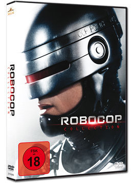 RoboCop - Collection (3 DVDs)