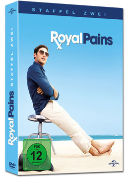 Royal Pains: Staffel 2 Box (5 DVDs)