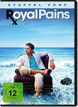 Royal Pains: Staffel 5 Box (3 DVDs)