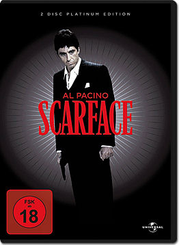 Scarface - Platinum Edition (2 DVDs)