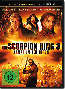 Scorpion King 3: Kampf um den Thron