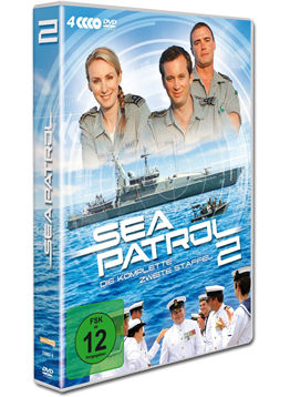Sea Patrol: Staffel 2 Box (4 DVDs)
