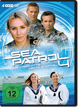 Sea Patrol: Staffel 4 Box (4 DVDs)