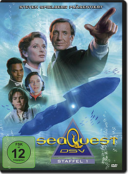 SeaQuest DSV: Staffel 1 Box (6 DVDs)