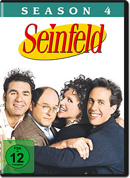 Seinfeld: Season 4 Box (4 DVDs)