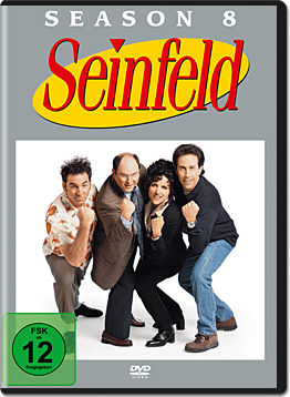 Seinfeld: Season 8 Box (4 DVDs)