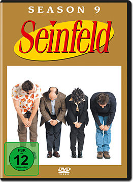 Seinfeld: Season 9 Box (4 DVDs)