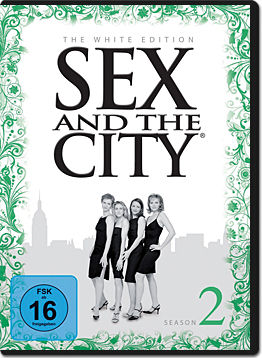 Sex and the City: Staffel 2 Box (3 DVDs)