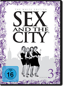Sex and the City: Staffel 3 Box (3 DVDs)