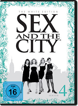 Sex and the City: Staffel 4 Box (3 DVDs)