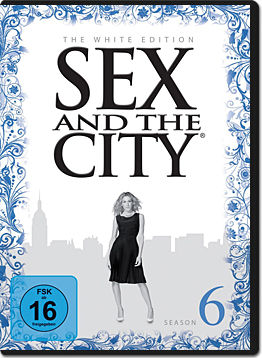 Sex and the City: Staffel 6 Box (5 DVDs)