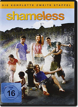 Shameless: Staffel 2 Box (3 DVDs)