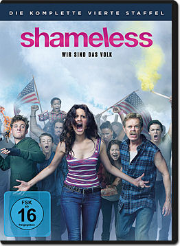 Shameless: Staffel 4 Box (3 DVDs)