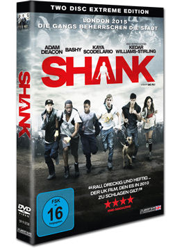 Shank - Extreme Edition (2 DVDs)