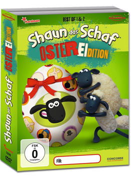 Shaun das Schaf - Oster Eidition