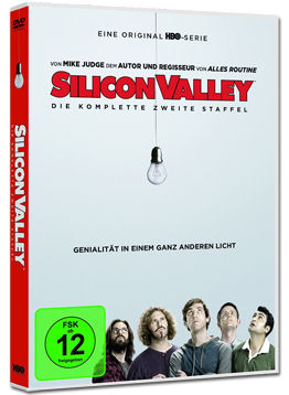 Silicon Valley: Staffel 2 Box (2 DVDs)