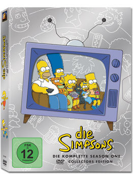 Simpsons: Season 01 Box (3 DVDs)