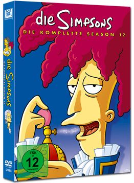Simpsons: Season 17 Box (4 DVDs)