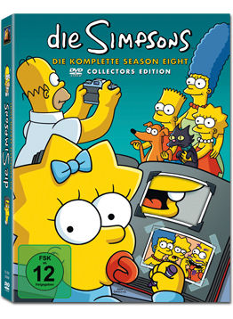 Simpsons: Season 08 Box (4 DVDs)