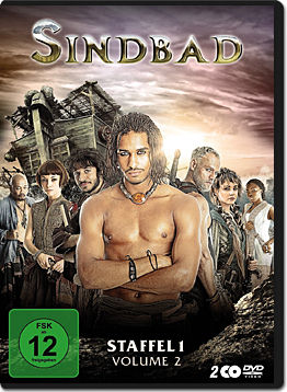 Sindbad: Staffel 1 Vol. 2 (2 DVDs)