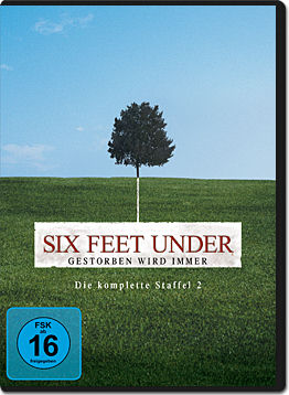Six Feet Under: Staffel 2 Box (5 DVDs)