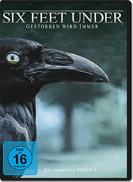 Six Feet Under: Staffel 4 Box (5 DVDs)