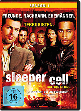 Sleeper Cell: Season 1 Box (4 DVDs)