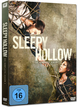 Sleepy Hollow: Staffel 2 Box (5 DVDs)