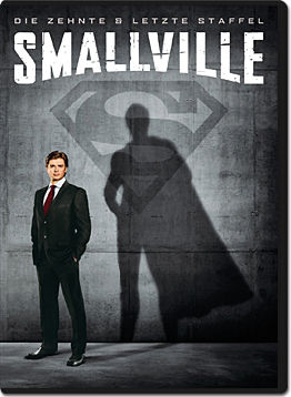 Smallville: Staffel 10 Box (6 DVDs)