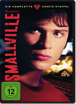 Smallville: Staffel 02 Box (6 DVDs)