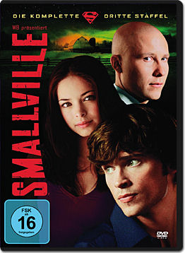 Smallville: Staffel 03 Box (6 DVDs)