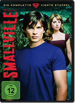 Smallville: Staffel 04 Box (6 DVDs)
