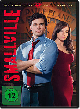Smallville: Staffel 08 Box (6 DVDs)