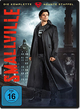 Smallville: Staffel 09 Box (6 DVDs)