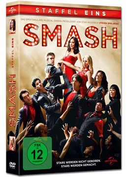 Smash: Season 1 Box (4 DVDs)
