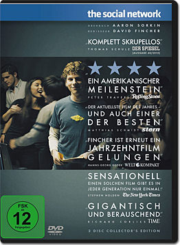 The Social Network - Collector's Edition (2 DVDs)