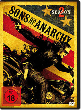 Sons of Anarchy: Season 2 Box (4 DVDs)