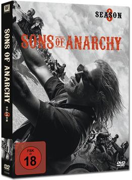 Sons of Anarchy: Season 3 Box (4 DVDs)